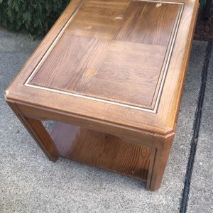 Coffee/Side Table. for Sale in Des Plaines, IL