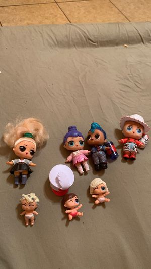 Lol dolls for Sale in Fort Worth, TX