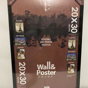 NEW 20x30 Wall & Poster Frame Photos Art Prints for Sale in Orlando, FL