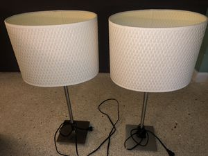 IKEA lamps for Sale in Fort Lauderdale, FL