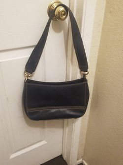 Free Dark Denim/ Black Purse for Sale in Pomona,  CA