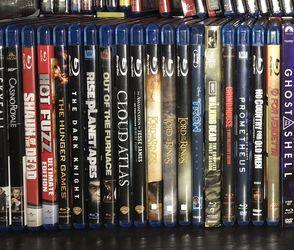 $5 Blue Rays for Sale in Norwalk,  CA