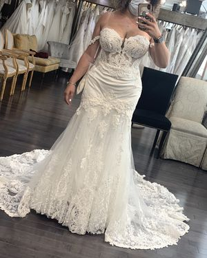 Martina Liana 1012 wedding dress for Sale in Tenafly, NJ