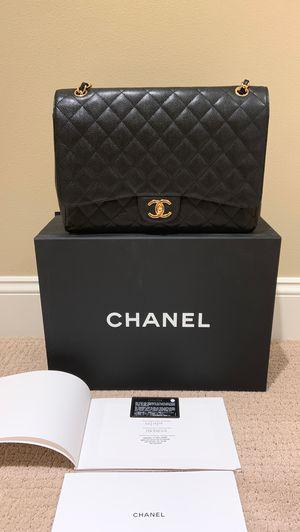 Beautiful Classic Maxi Double Flap Handbag for Sale in Irvine, CA