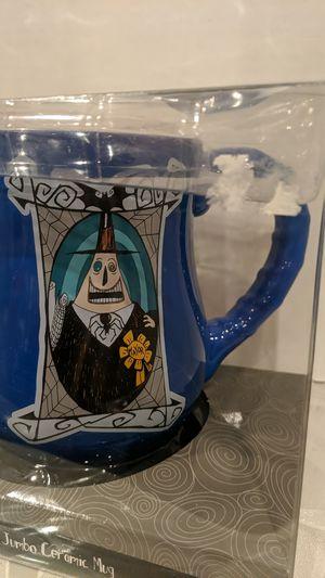 Nightmare Before Christmas jumbo ceramic mug for Sale in Manteca, CA