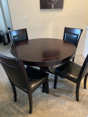 Comedor 4 sillas for Sale in Irving, TX