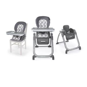 Ingenuity Smart Serve 4 In 1 Highchair for Sale in North Las Vegas, NV