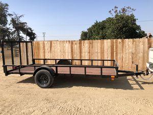 Utility trailer 14X6.5 for Sale in Selma, CA