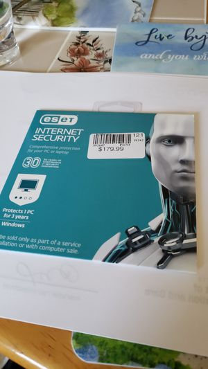 ESET Internet computer security for Sale in Woburn, MA