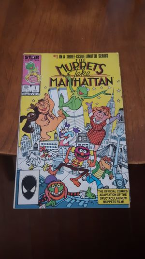 Vintage Muppets Comic for Sale in San Diego, CA