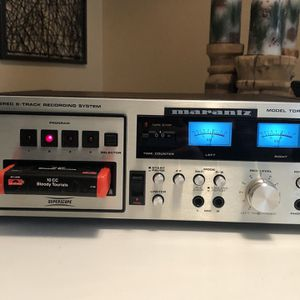 Vintage Marantz TDR-820 Rare Mint Condition 8Track Player for Sale in Washougal, WA