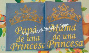 Birthday Custom Shirts/ Camisas de Rapunzel for Sale in Houston, TX