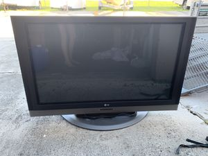 "50"" lg plasma tv for Sale in Fort Pierce, FL"