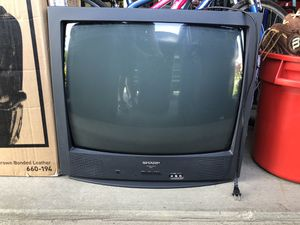 "Sharp 25"" TV (FREE) for Sale in McDonald, PA"