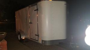 Pace Enclosed trailer 6x12 for Sale in Phoenix, AZ