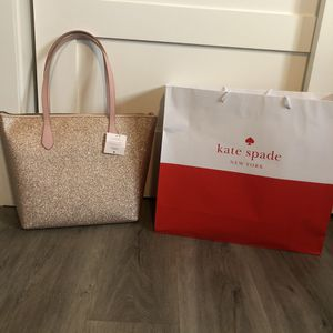 Kate Spade Rose Gold Tote NWT for Sale in Petaluma, CA