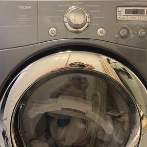 LG Front Loading Dryer with Pedestal for Sale in Fort Lauderdale, FL