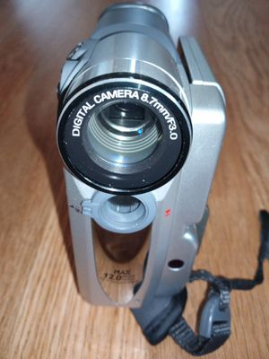 Cannon digital camera video camcorder 35 g sd no one time use same new for Sale in Fort Wayne, IN