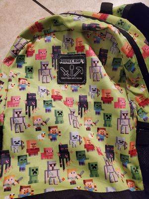 Minecraft backpack for Sale in Waddell, AZ