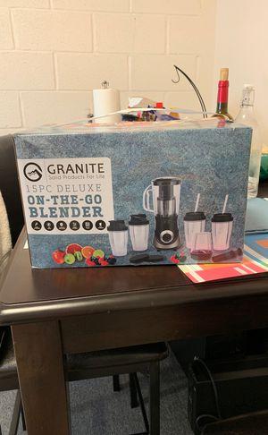 Granite 15pc on the go blender for Sale in El Cerrito, CA