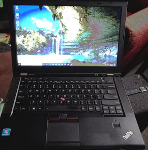 Laptop Lenovo Thinkpad Intel i7vpro 2.90 GHZ. 8 GB RAM. 500 GB HD,Win 10, Good battery,w/ Charger. Good Shape,Good price. for Sale in Saint Paul, MN