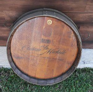 Real wood hanging decorative barrels for Sale in Fort Lauderdale, FL