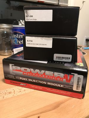 Dynojet HP Booster Pack (R1) (Brand new) for Sale in San Diego, CA