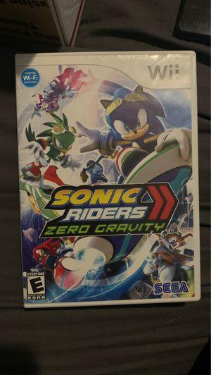 Sonic Riders Zero Gravity (Wii) for Sale in Miami, FL