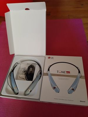 LG WIRELESS STEREO HEADSET for Sale in LOS RNCHS ABQ, NM