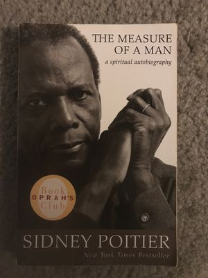 The Measure of Man - Sidney Poitier for Sale in Gainesville, FL