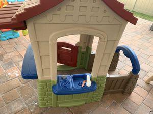 Little Tikes Secret Garden Playhouse for Sale in Wesley Chapel, FL