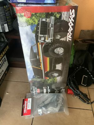Traxxas Trx4 Ford Bronco and spare Tire for Sale in Lynwood, CA