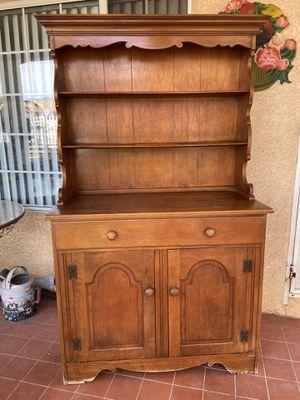 Antique Cabinet for Sale in Baldwin Park, CA