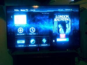 TCL. roku TV for Sale in Denver, CO