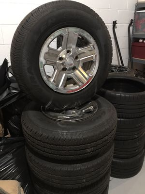 Jeep Wrangler JK Stock wheels for Sale in Cleveland, OH