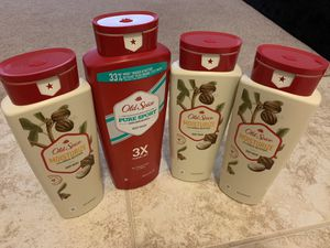 Old spice Body wash for Sale in Piscataway, NJ