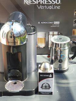 Nespresso Vertuoline coffee maker for Sale in Alpharetta,  GA