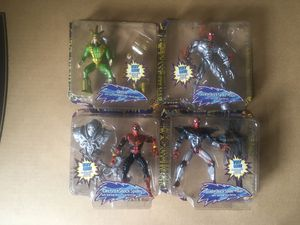 USED Spiderman Electro Spark Series for Sale in Malden, MA