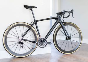 Cannondale Synapse Hi-Mod Black Inc Carbon Road Bike Size Dura Ace 11 speed for Sale in San Diego, CA