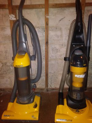 Eureka vacuums for Sale in Silver Spring, MD