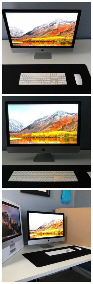"*NEVER USED*Apple iMac Pro A1862 27"" Xeon W 8-Core 3.2G 32GB 1TB SSD for Sale in Kentwood, MI"