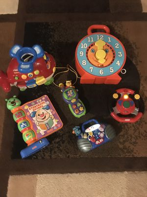 Activity toys for kids for Sale in Everett, WA
