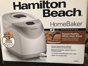 Hamilton Beach Digital Bread Maker for Sale in Orlando, FL
