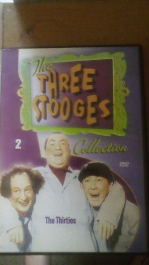 The three stooges DVD for Sale in Port Orchard, WA