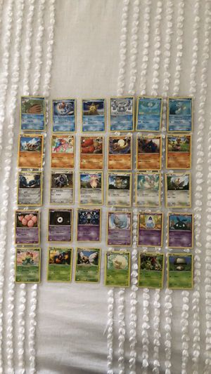 30 Pokémon Trading Cards for Sale in Moreno Valley, CA