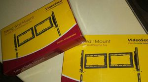 Tilting wall tv mounts brand new never been oit of box make me an offer for Sale in Montgomery, AL