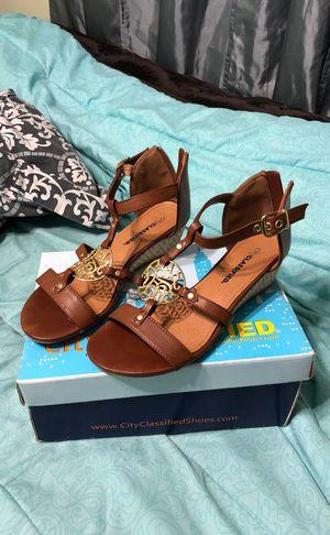 brown heels for sale! for Sale in El Mirage, AZ