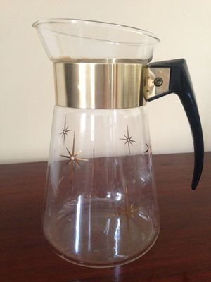 Mid-century modern coffee carafe for Sale in Washington, DC