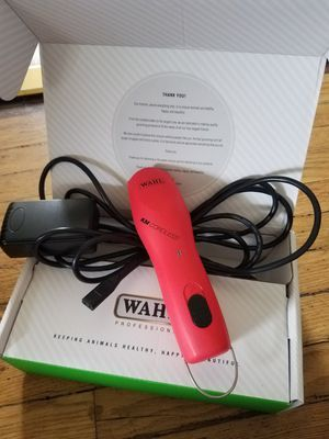 Used, Wahl km cordless clippers for Sale for sale  Los Angeles, CA