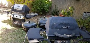 Take your pick $20 each barbecue pits for Sale in San Ramon, CA